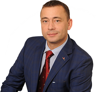 Robert Kościuk - kandydat na Burmistrza Miasta Krasnystaw